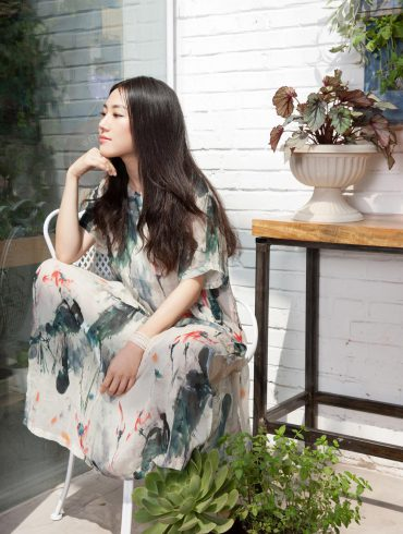 """Kapsel Magazin """"In den Wolken"""" Xia Jia"""